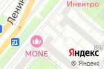 Схема проезда до компании Профиль Доорс в Москве