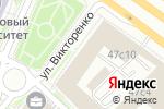 Схема проезда до компании Евролес в Москве