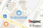 Схема проезда до компании Магазин бытовой химии на Часовой в Москве