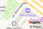 Схема проезда до компании 3 Топа в Москве