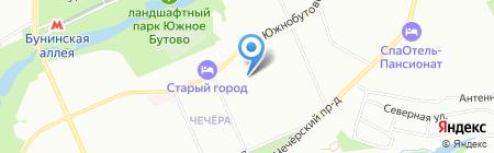 Средняя общеобразовательная школа №1980 с дошкольным отделением на карте Москвы
