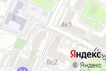 Схема проезда до компании Дом на Усиевича в Москве