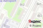 Схема проезда до компании Международное профессиональное психоаналитическое общество в Москве