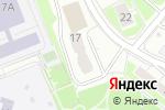 Схема проезда до компании Север в Москве