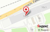 Схема проезда до компании Ринг в Москве
