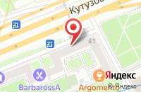 Схема проезда до компании Вилс-Сервис А.С. в Москве