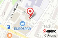Схема проезда до компании Внешняя Политика« - Русскоязычное Издание» в Москве