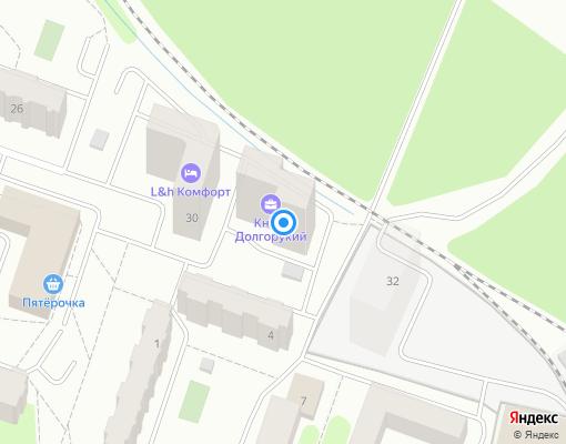 Управляющая компания «ТехноСтройЭксплуатация» на карте Дмитрова