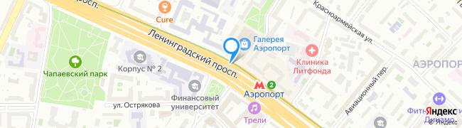 площадь Эрнста Тельмана