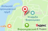 Схема проезда до компании Севен Элевен в Москве