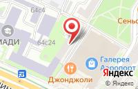 Схема проезда до компании А-Ба-Ба-Га-Ла-Ма-Га + в Москве