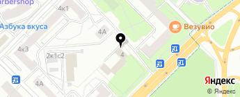 Carmonitor.ru на карте Москвы