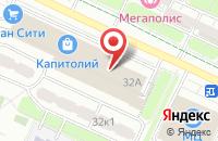 Схема проезда до компании Westkorn в Москве