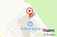 Схема проезда до компании KFC в Шолохово
