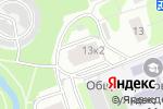 Схема проезда до компании Arendacam.ru в Москве