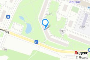 Двухкомнатная квартира в Москве ул. Островитянова, 39
