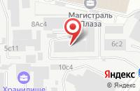 Схема проезда до компании Лакчури Паблишинг в Москве