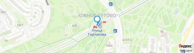 метро Улица Горчакова