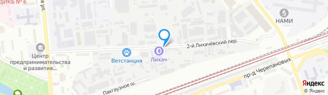 переулок Лихачёвский 2-й
