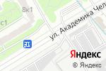 Схема проезда до компании Сельхозмашсервис в Москве