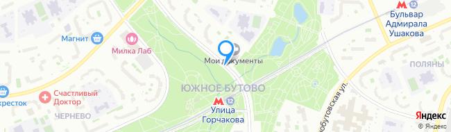 улица Горчакова