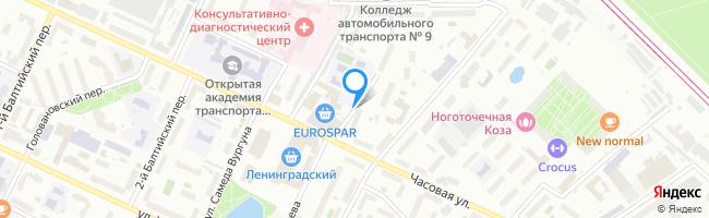 Малый Коптевский проезд