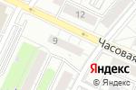 Схема проезда до компании FrostProfi в Москве