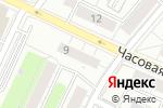 Схема проезда до компании Нотариус Бирюкова О.М. в Москве