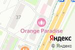 Схема проезда до компании Лагос в Москве