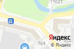Схема проезда до компании Соргопрод в Москве
