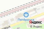 Схема проезда до компании Автосервис на проезде Черепановых в Москве