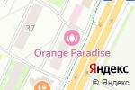 Схема проезда до компании Право на защиту в Москве
