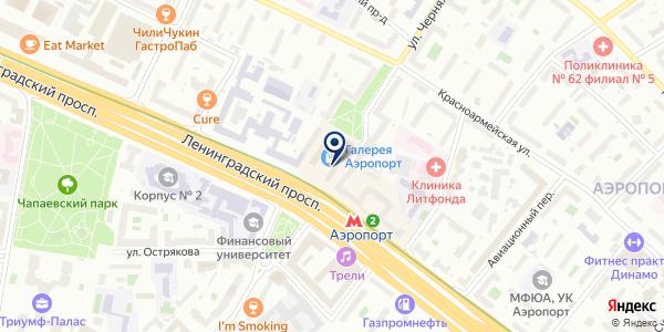 Kiehl`s на карте Москве