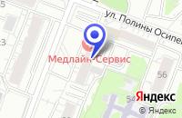 Схема проезда до компании ТРАНСПОРТНАЯ КОМПАНИЯ АВТОЛОГИСТИКА в Москве