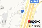 Схема проезда до компании Светофор в Красной Горке