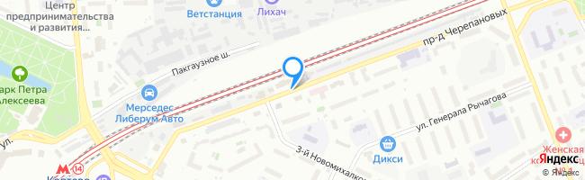 проезд Черепановых