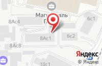 Схема проезда до компании ОйлМет в Москве