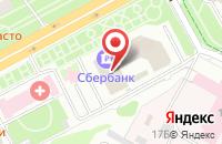 Схема проезда до компании Сбербанк России в Подольске