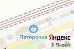 Схема проезда до компании Восход в Москве