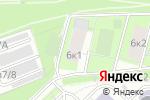 Схема проезда до компании ТаББаК в Москве