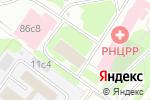 Схема проезда до компании Гелиомед в Москве