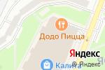 Схема проезда до компании Winners` Coffee в Москве