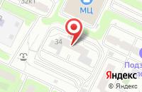 Схема проезда до компании Универстрой Спр в Москве