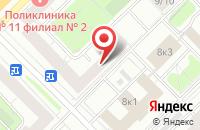 Схема проезда до компании НеонПленка в Новом