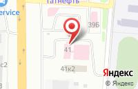 Схема проезда до компании Скорая медицинская помощь в Климовске