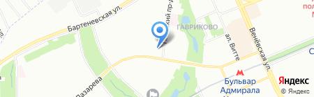 МАГИЯ СТРАНСТВИЙ на карте Москвы