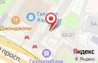 Схема проезда до компании Издательский Дом А4 в Москве