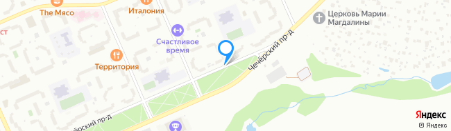 Чечёрский проезд