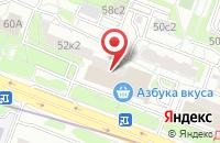 Схема проезда до компании Гарант-Групп в Москве