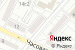 Схема проезда до компании Китони в Москве